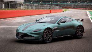 Aston Martin Vantage F1: Un homenaje al Safety Car de la F1