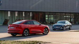 Audi E-Tron Sportback 2021: Un eléctrico con todas las tecnologías posibles
