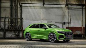 Audi RS Q8 2021: Una SUV poderosa y especial.