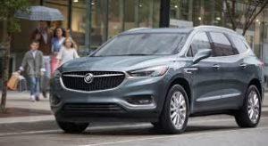 Buick Enclave 2021: Lujo, poder y confort.