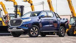 Changan Hunter 2021: La Pick Up 'hermana china' del Peugeot Landtrek.