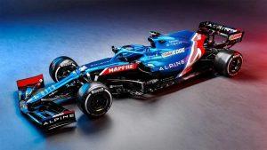 Fórmula 1 2021: Alpine A521-Renault, para el regreso de Fernado Alonso.