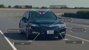 Honda Sensing Elite 2021: El primer carro con autonomía nivel 3