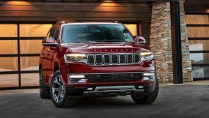 Jeep Wagoneer 2022: Lujo superior para ocho ocupantes