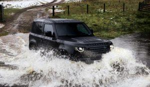 Land Rover Defender V8 2022: 525 Hp y mayor capacidad deportiva y todoterreno