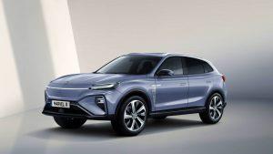 MG Marvel R: Desde China llega una nueva SUV eléctrica  de 288 CV y 400 km.