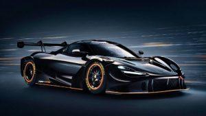 McLaren 720S GT3X: Un GT3 con más poder y solo pistas