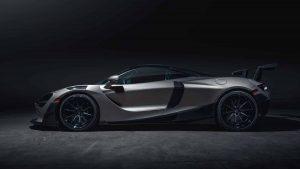 McLaren 720S por Swae: Un bólido de 900 CV e impresión 3D