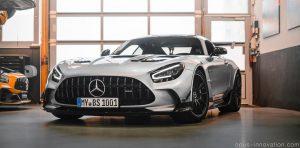 Mercedes-AMG GT Black Series por Opus Automotive: !! Hasta 1,111 CV !!
