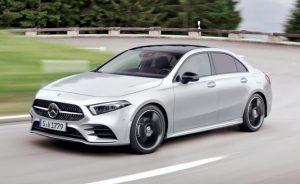 Mercedes A180 AMG Line 2021: Moderno diseño y eficiente motor Turbo