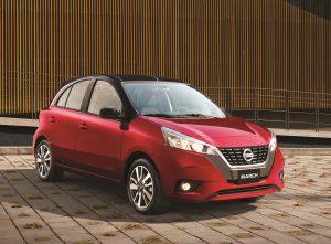 Nissan March 2021: Una atractiva y más segura actualización.
