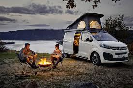 Opel Zafira Life Crosscamp 2021: Lista para la aventura y la diversión