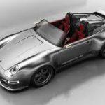 Porsche 993 Speedster Remastered by Gunther-Werks: Más poder, menos peso y más exclusividad