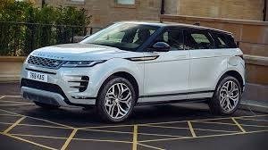 Land Rover Range Rover Evoque 2021: Deportividad, lujo y poder.