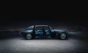 Rolls-Royce Phantom Tempus Collection: Una super exclusiva edición limitada.