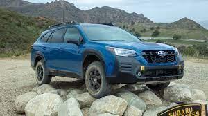 Subaru Outback Wilderness Edition: Una versión más aventurera