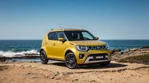 """Suzuki Ignis 2021: Un """"Nano SUV"""" eficiente y de bajo precio"""