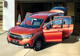Suzuki XL7 2021: Una Ertiga más robusta y con mayor despeje