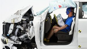 Lista de los carros más seguros de 2021, según el IIHS