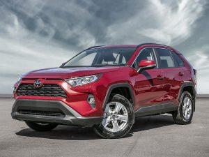 Toyota RAV4 2021: Una SUV moderna, confortable y muy equipada