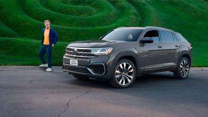 Volkswagen Cross Sport 2021: Confort y seguridad.