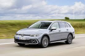 Volkswagen Golf Alltrack 2021: A un escalón de ser una SUV.