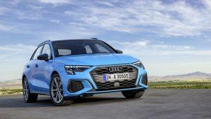 Audi A3 Sportback 40 TFSIe 2021: Eléctrico híbrido enchufable