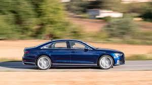 Audi S8 2021: Llega con una importante actualización.