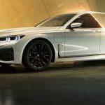 BMW 745E 2021: El carro ejecutivo ahora es híbrido  enchufable hasta con 394 CV.