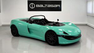Baltasar Revolt: Desde España llega un deportivo eléctrico de bajo peso y 700 CV.