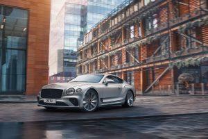 Bentley Continental GT Speed 2022: Un Coupé dinámico y ágil con 659 Hp.