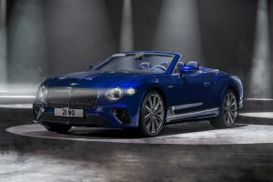 Bentley Continental GT Speed Convertible 2022: Maravilloso y poderoso