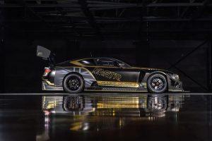 Bentley Continental GT3 por FastR: Un auto de carreras quiere coronar Pikes Peak usando e-gasolina