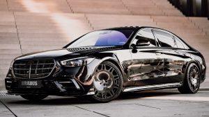 Brabus B50: Un Mercedes-Benz Clase S más lujoso y poderoso
