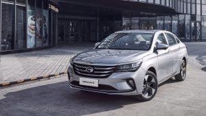 GAC GA4 2021: Desde China llega un sedán sobrio y elegante a un bajo precio.