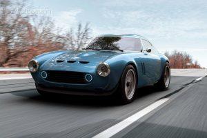 GTO Engineering Squalo V12: Un homenaje al Ferrari 250 GTO