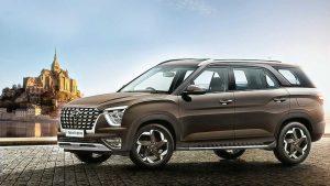 Nuevo Hyundai Alcazar: Una nueva SUV familiar.
