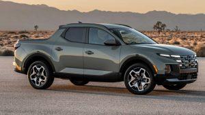 Hyundai Santa Cruz 2022: No es una pick up, es un carro recreativo