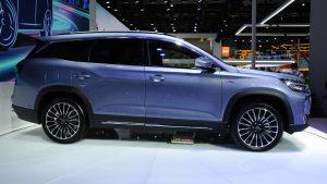 Salón de Shanghái 2021: Jetour X90 Plus, actualizado, más lujoso y con motor 2.0 L Turbo.