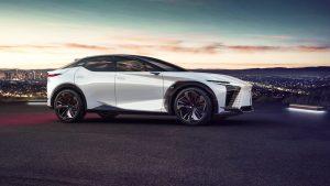 Lexus LF-Z Electrified Concept: Así será el futuro según el fabricante nipón.