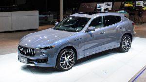 Maserati Levante Hybrid 2022: 48V con 330 Hp y etiqueta ECO