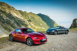 Mazda MX-5 2021: Más tecnología y opciones de personalización