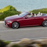 Mercedes-Benz Clase E Convertible 2021: Belleza, lujo, eficiencia y alta tecnología