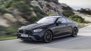 Mercedes-Benz Clase E Coupé 2021: Mejoras en diseño y el sistema Mild Hybrid