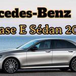 Mercedes-Benz Clase E Sedán 2021: Moderno, elegante y con el sistema Mild Hybrid