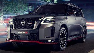 Nissan Patrol Nismo 2021: Más imponente y más poderosa.