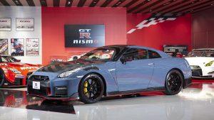 Nissan GT-R NISMO 2022: Godzilla recibe una actualización