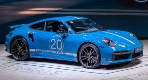 Porsche 911 Turbo S China 20th Anniversary Edition: Para celebrar 20 años en el país asiático