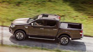 Renault Alaskan 2021: Una buena pick Up para el trabajo o el día a día