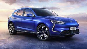 Salón de Shanghai 2021: Seres SF5, una SUV híbrida de 543 Hp creada por Huawei